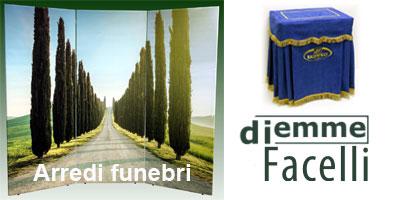 Addobbi funebri fiori artificiali funerale Arte floreale funeraria