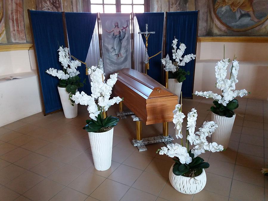 Onoranze funebri San Giovanni Quarona Pompe funebri