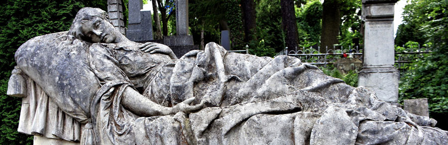 Scultura cimiteriale